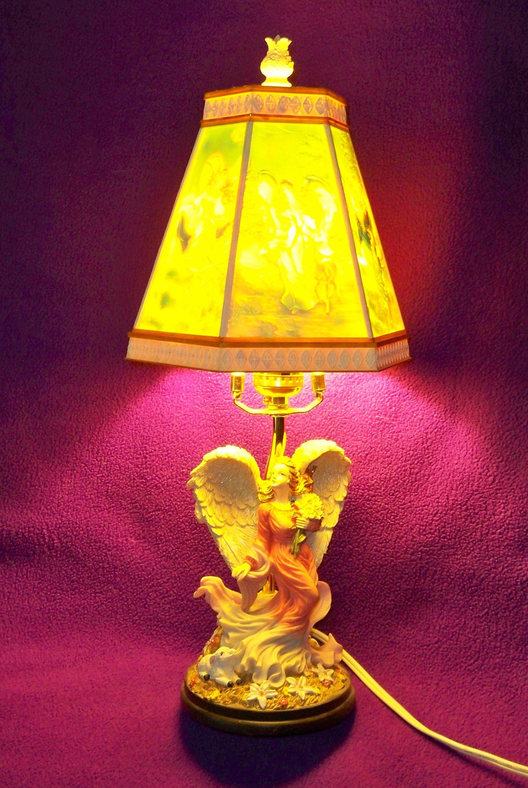 Small Angel Light 12 Angels {All Mine} Lighting