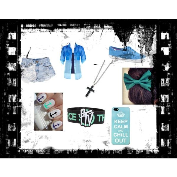 """""""Pierce The Veil"""" by caligurl133 on Polyvore"""