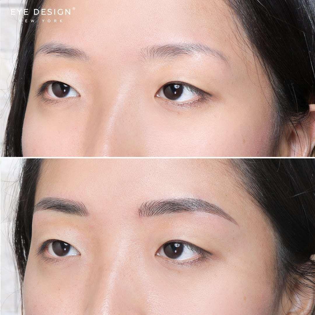 Microblading Eye Design New York Eye design
