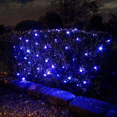 Outdoor Fairy Lights Pleasing 96 Solar Powered Outdoor String Lights Fairy Lightschristmas Design Inspiration