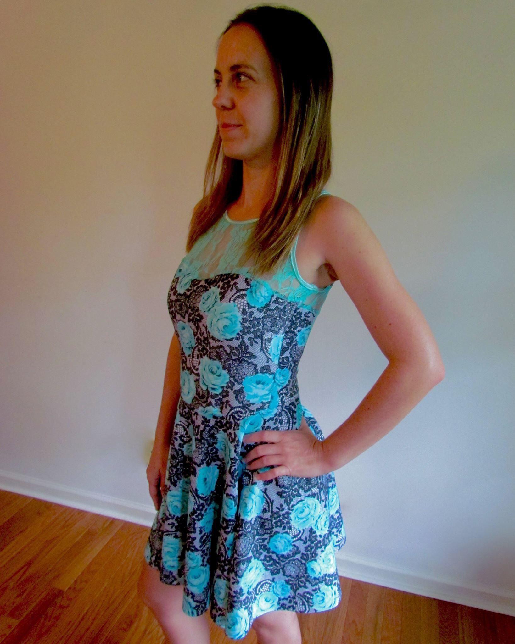 The Sweetheart Dress By P4p Sweetheart Dress Pattern Dresses