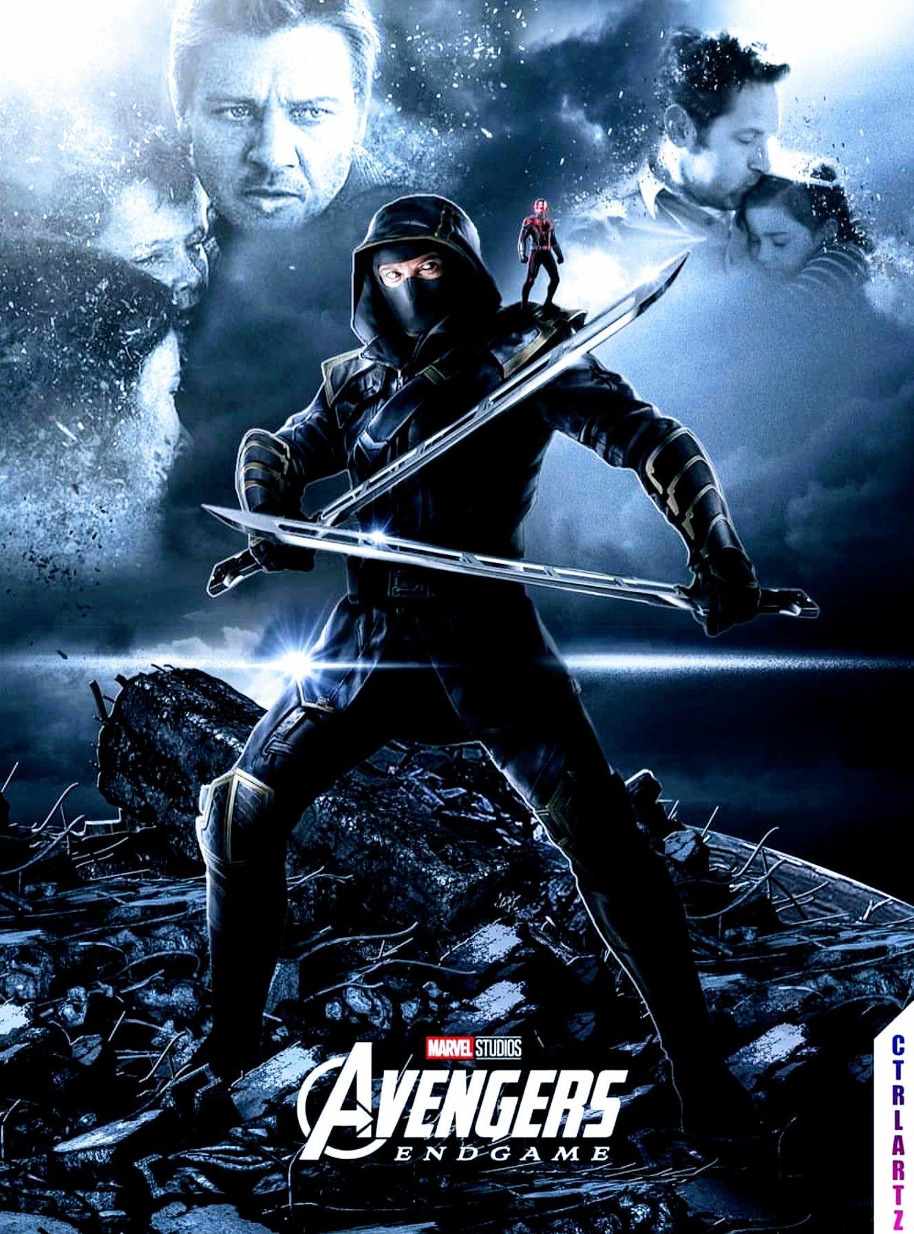 Ronin, Avengers End Game Marvel superheroes, Marvel