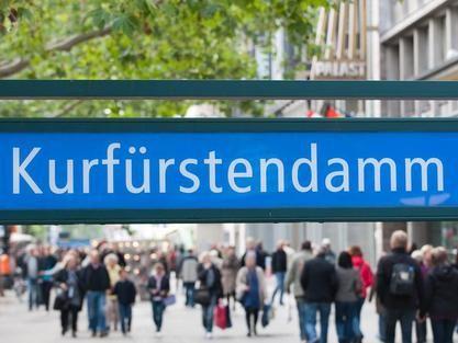 kurfürstendamm berlin -