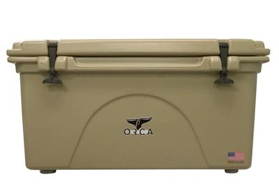 ORCA 75 Quart Cooler - Holds ice for 10 days!    Sold by Backyard Imagination