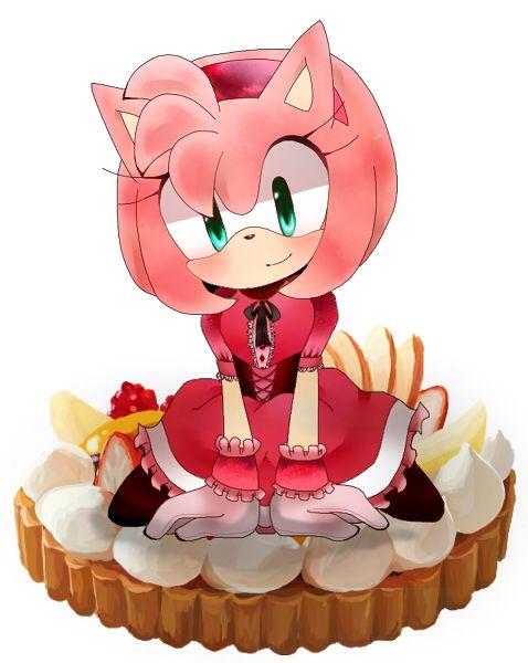 Sweet Amy Rose. //Sonikku//The//Hedgehog// Pinterest ...