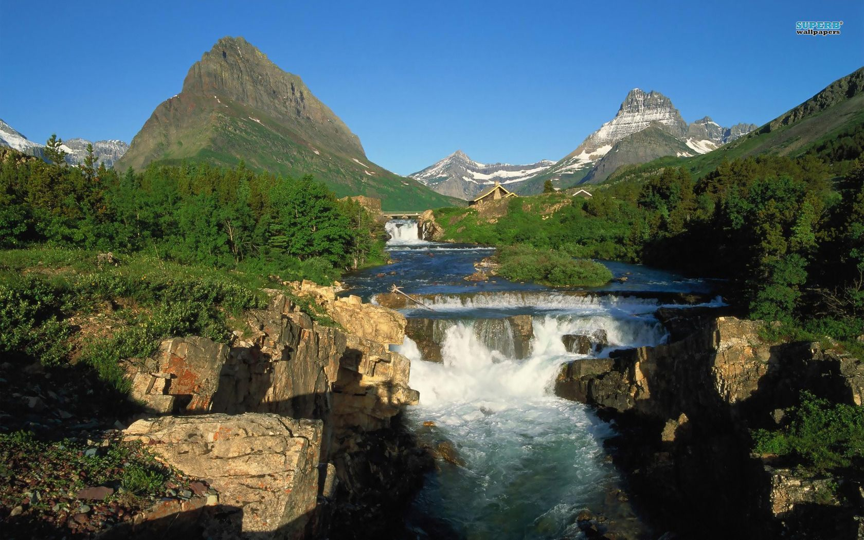Glacier National Park Glacier National Park Wallpaper Nature