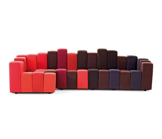 Modular sofa systems | Seating | Do-Lo-Rez | Moroso | Ron Arad. Check it out on Architonic