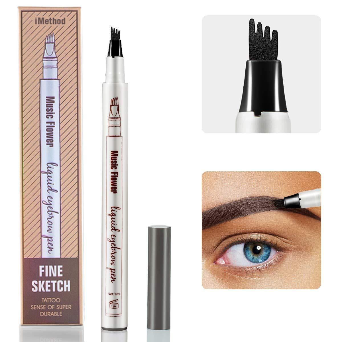 Eyebrow Tattoo Pen iMethod Microblading Eyebrow Pencil