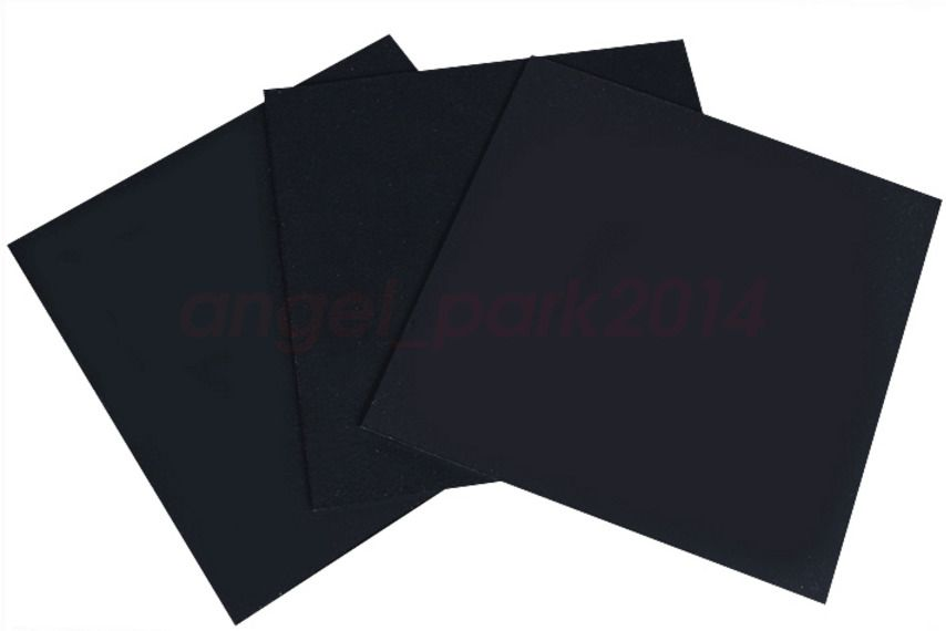 6 49 1 Pcs Abs Styrene Plastic Sheet Plate Black Smooth Thickness 1 1 5 2 3 4 5mm Ebay Home Garden Styrene Plastic Plastic Sheets Ebay