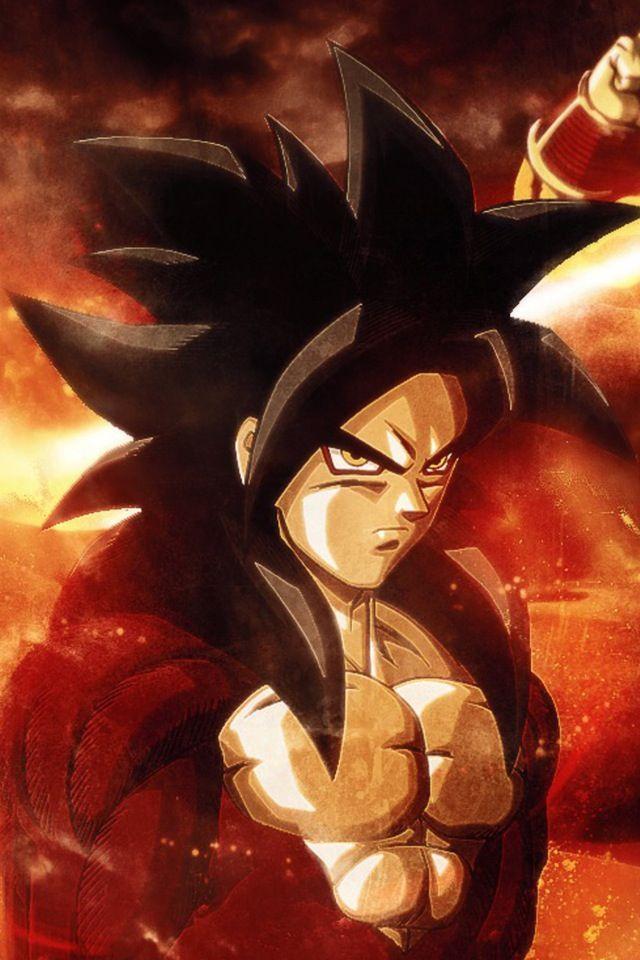 Goku L Super Sayan Dragon Ball Z Dragon Ball Z 3d Wallpaper Anime Dragon Ball
