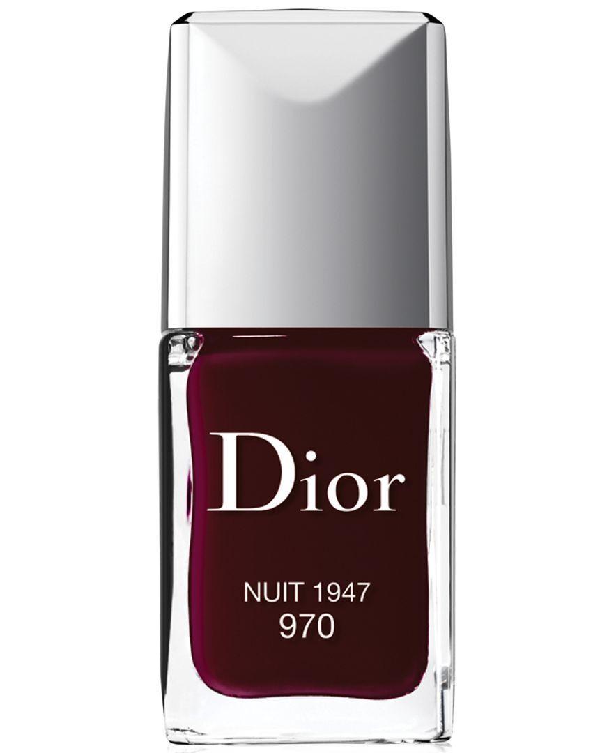 Vernis Nail Lacquer Products Nails Red Nails Dior Nail Polish