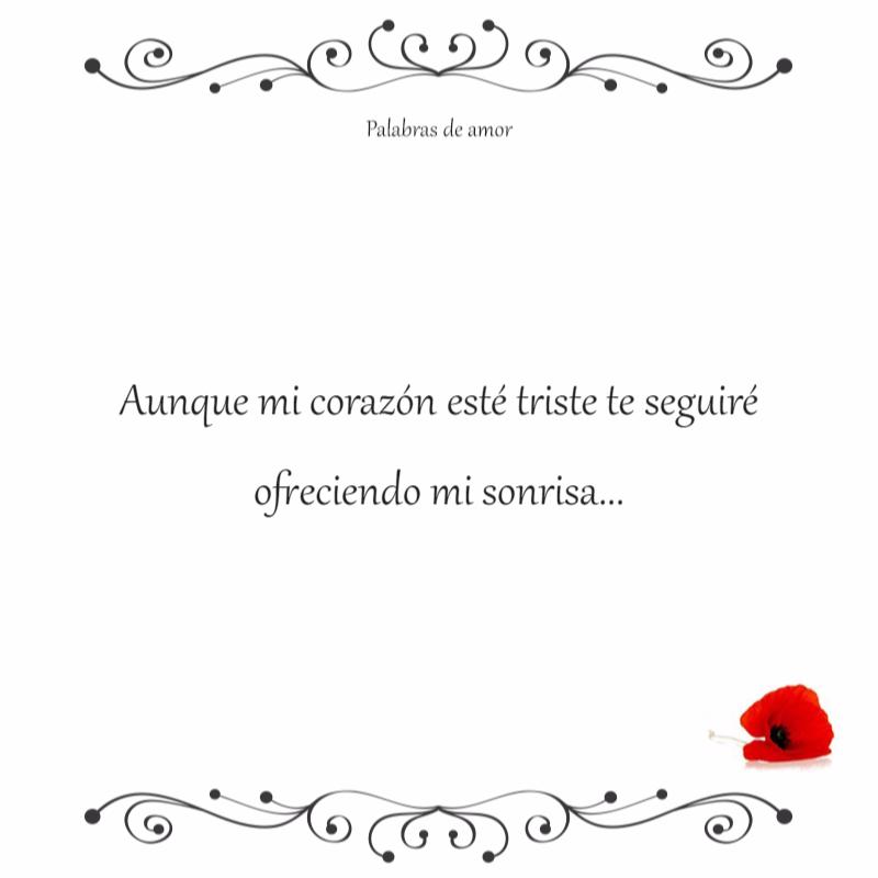 Palabras De Amor Words Quotes Cute Quotes