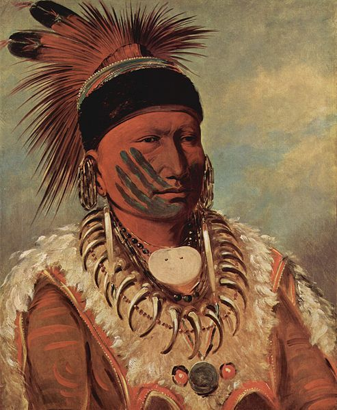 mckenney and hall native american portraits - Google Search