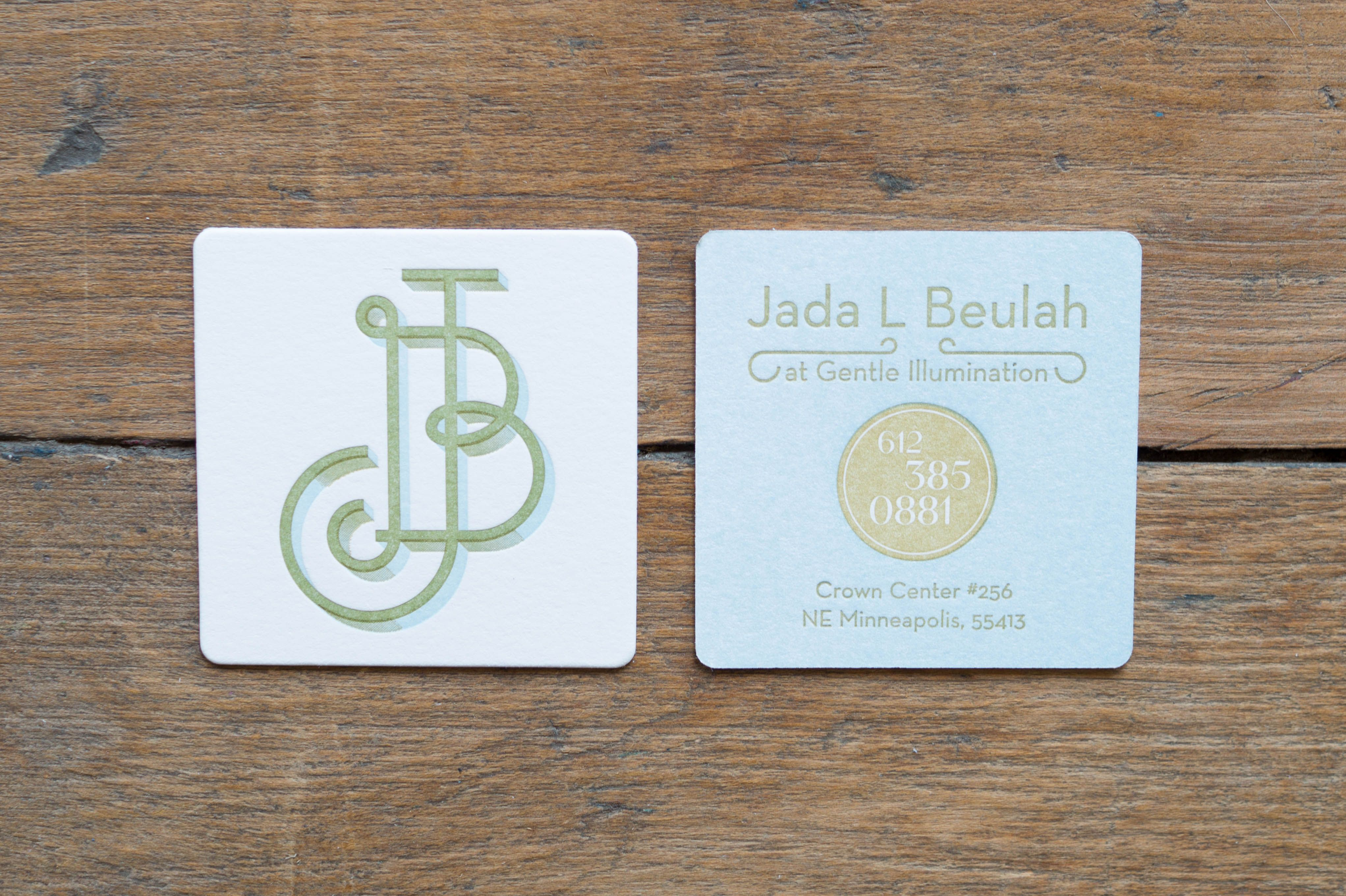 Great new business cards for a massage therapist. 3 colors on 100 ...