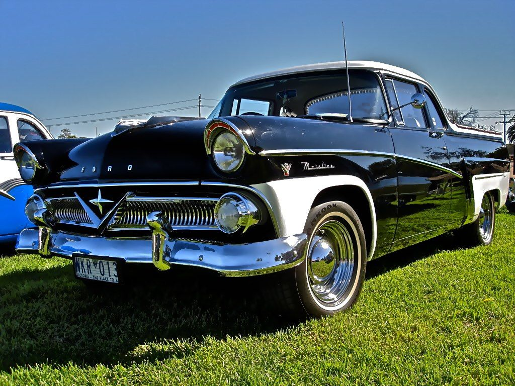 Australian 1958 Ford Mainline Ute | Utes or Coupe Utilities ...