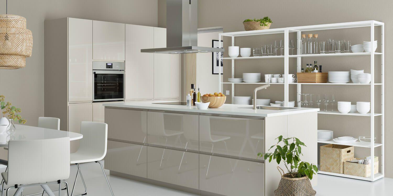 Ikea Kuchen Die Schonsten Ideen Und Bilder Fur Eine Ikea Kuchenplanung Kuchenfinder Ikea Kuche Kuchen Planung Kuche Beige