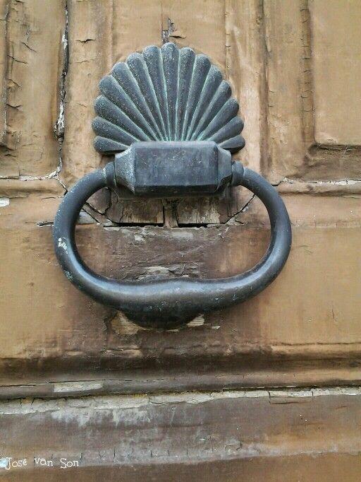 Shell Door knocker Greece