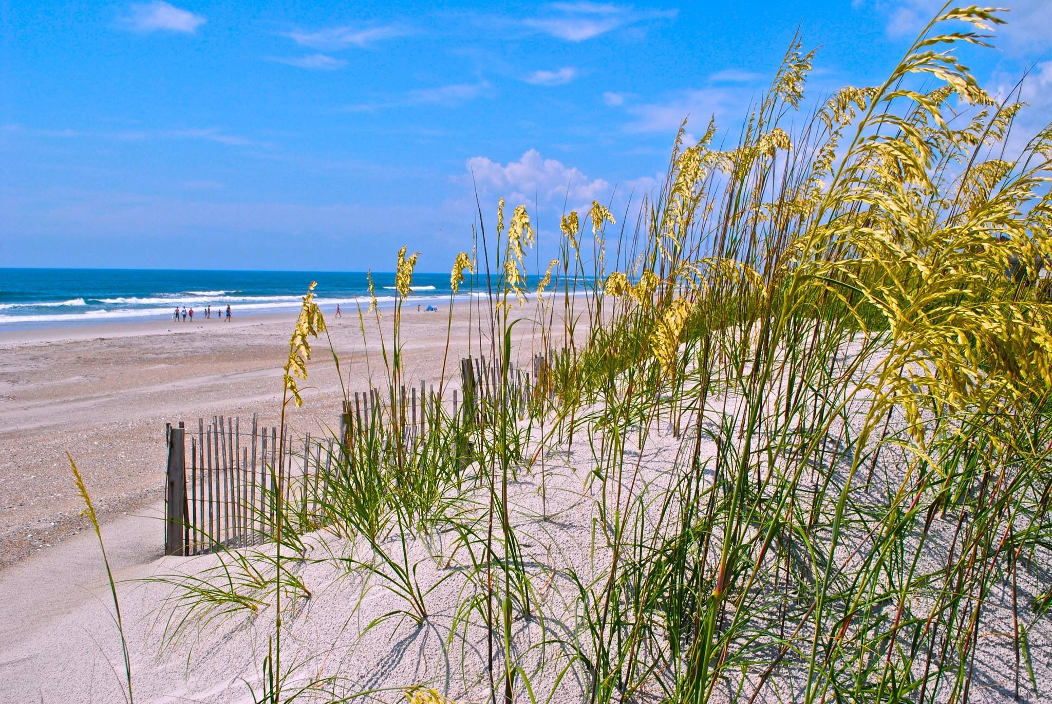 Summer On Emerald Isle Southern Outer