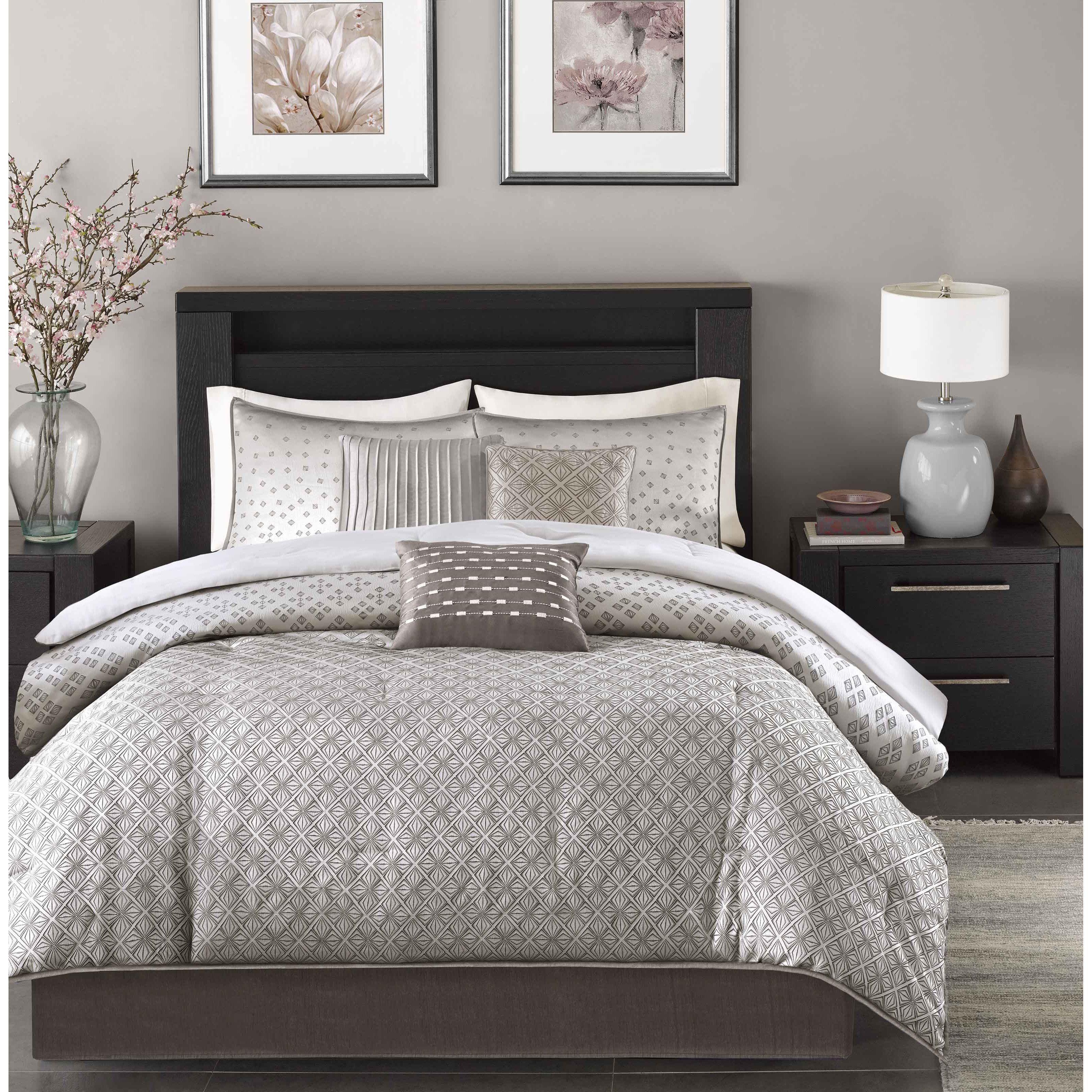 Madison Park Pensacola 7piece Comforter Set Comforter