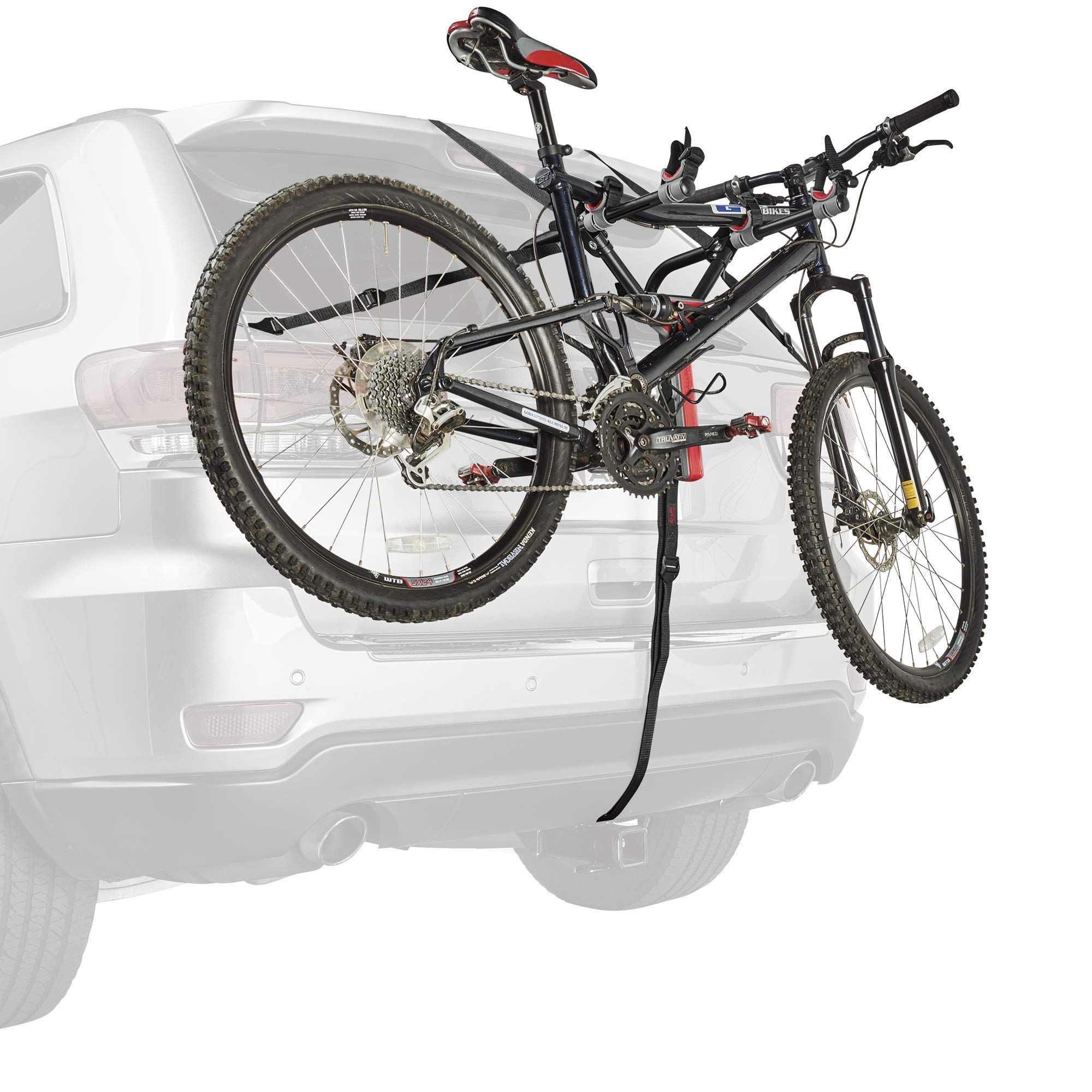 Allen Sports Ultra Compact Trunk Mounted Bike Rack Ad Ultra