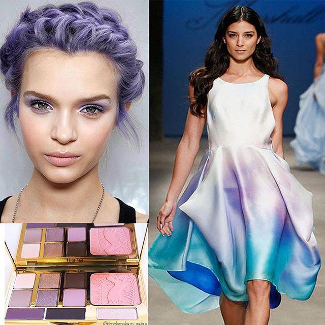 So much inspiration happening… #NYFW has given us a delicious taste of spring and we want more!