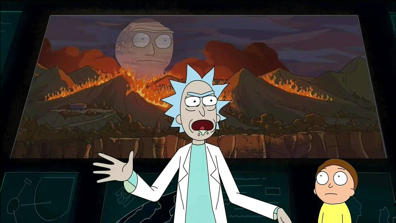 Japanese Rick And Morty Clips Will Make You Question Anime Dubs Geektyrant Anime Dubbed Rick And Morty This Or That Questions