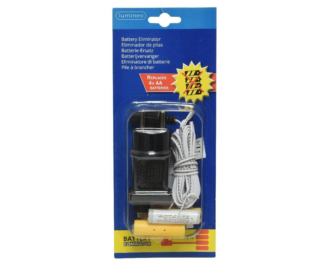 Der Kaemingk Batterieadapter Dient Zum Ersatz 3 X Aaa Batterien Und Erspart Ihnen Den Arger Ent Globusbaumarkt Kae Led Kerzen Flammenlose Kerzen Batterien