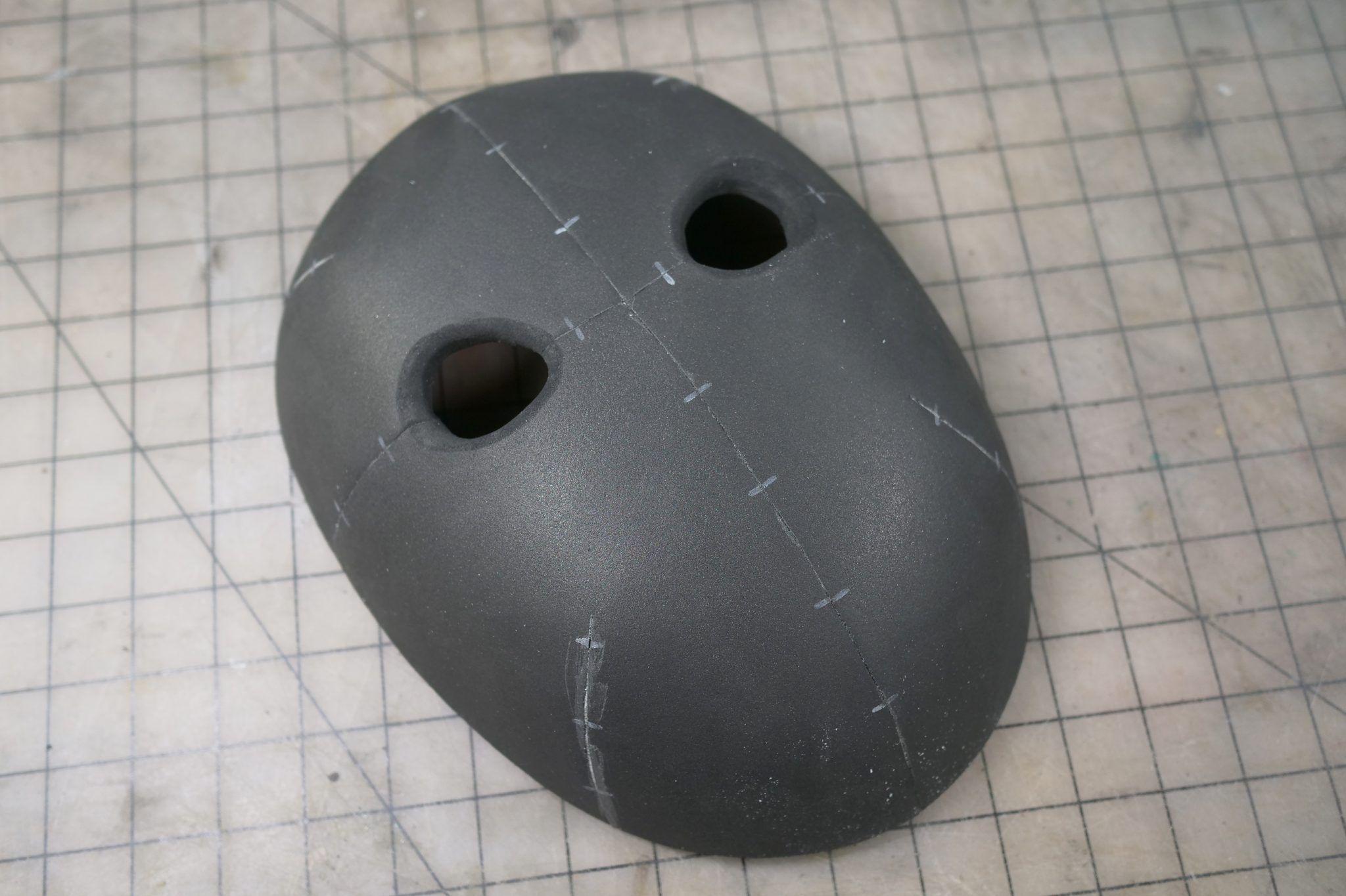 Far Cry New Dawn Making A Judge Mask With Eva Foam Free Pattern Punished Props Academy Foam Props Eva Foam Armor Foam Crafts