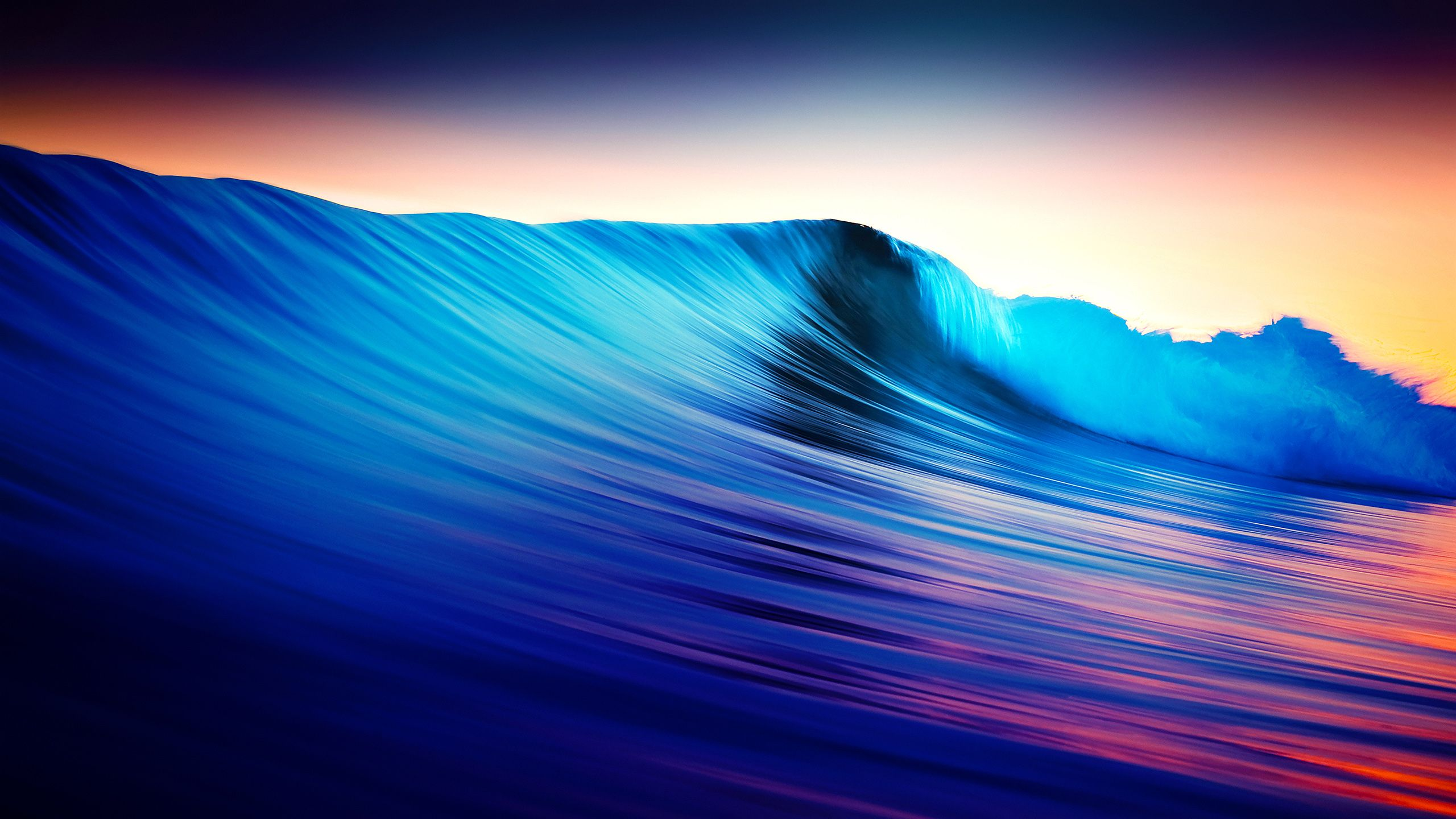 Rolling Waves Wallpapers Waves Wallpaper Nature Wallpaper 3840x2160 Wallpaper