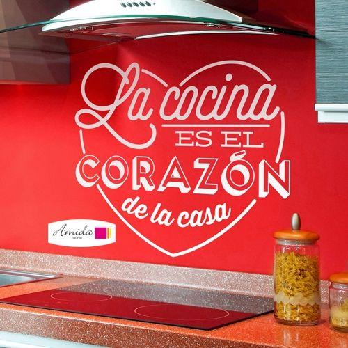 Si quieres tener el corazón <3 contento ¡Reforma ahora tu cocina!    +info: Tel. 93 799 99 95 | amida@amidacocinas.com | www.amidacocinas.com | Ronda Països Catalans, 39 Mataró