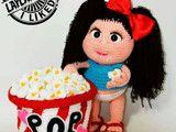 Pop Corn Girl ( Nederlands )