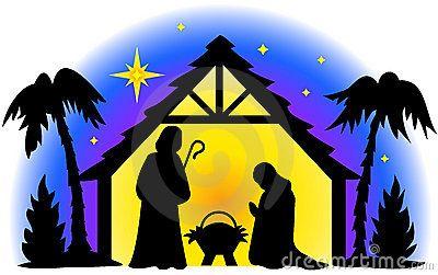 black and white nativity clip art illustration of the holy family rh pinterest com au nativity scene clip art black and white nativity scene clipart