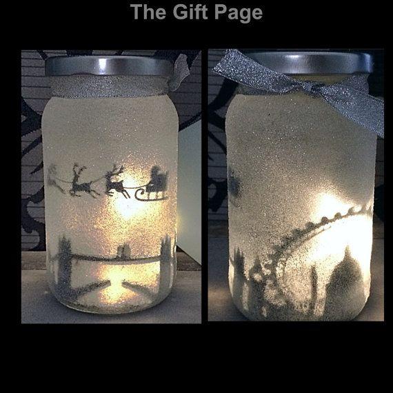 Night Light Mood Lighting Fairy Sitting In A Jar Fairy
