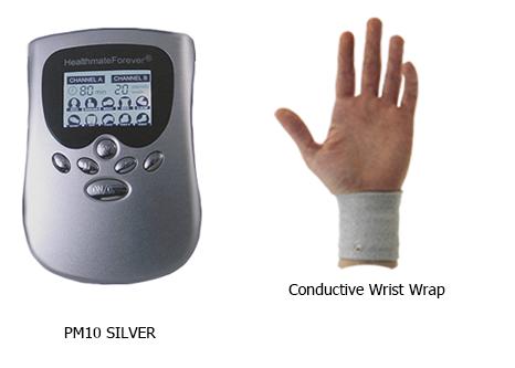 HealthmateForever PM10AB Series TENS EMS/PMS Unit
