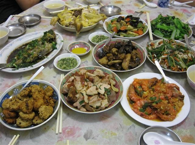 Mid Autumn Festival Moon Festival In Hong Kong Dinner Fall
