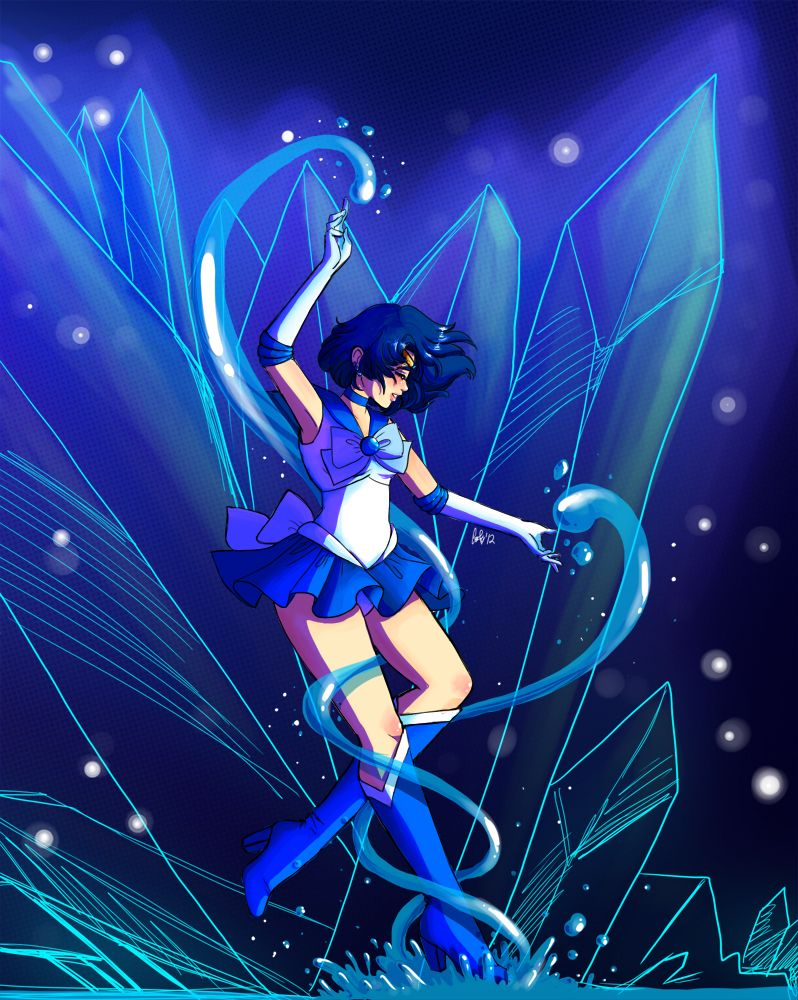shine aqua illusion by aiji deviantart   on deviantart