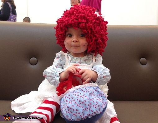 Raggedy Ann - Halloween Costume Contest at Costume-Works - cool halloween costumes ideas