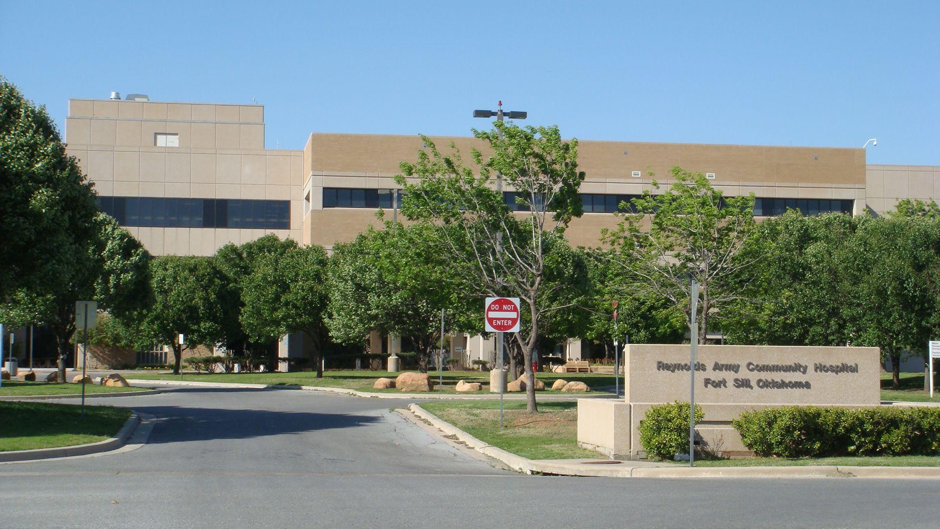 Reynolds Army Community Hospital, Fort Sill, OK (Joe Cruz