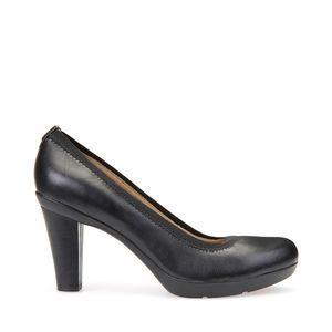 Tendance Chaussures 2017/ 2018  Geox femme escarpin à découvrir  www.cardel,chauss