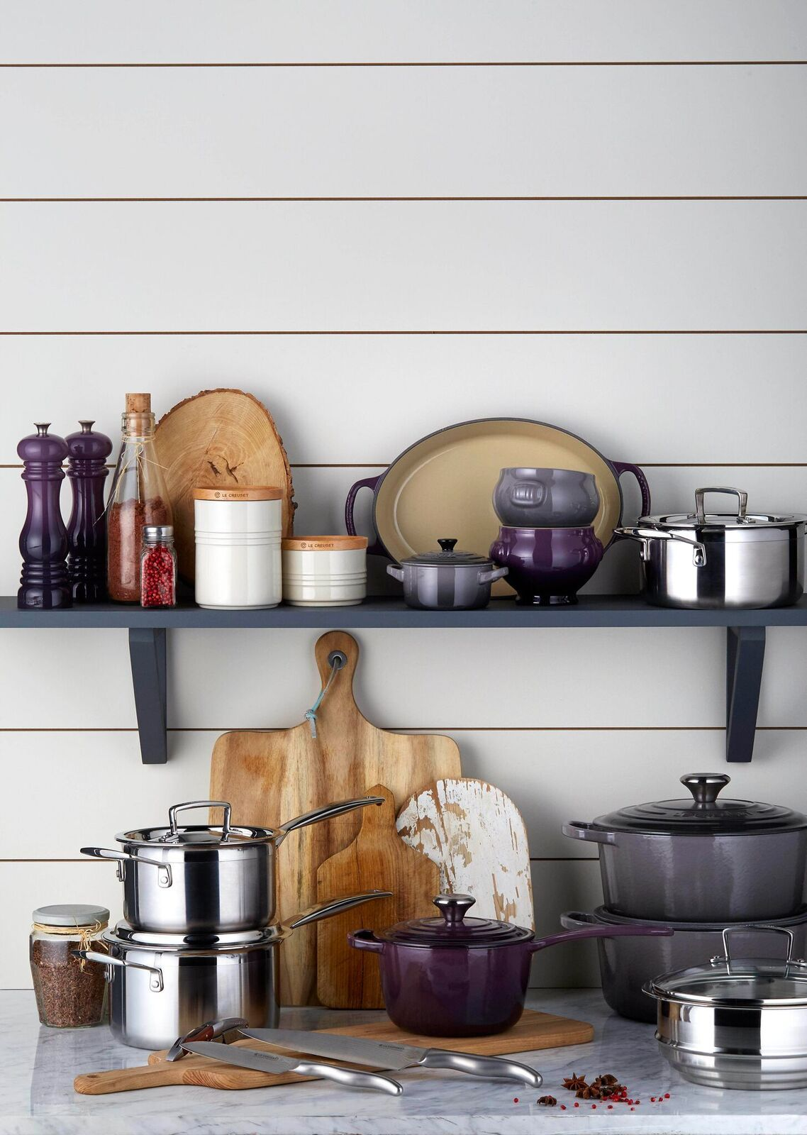 Le Creuset is such a wedding registry staple, right? @weddingshopuk ...