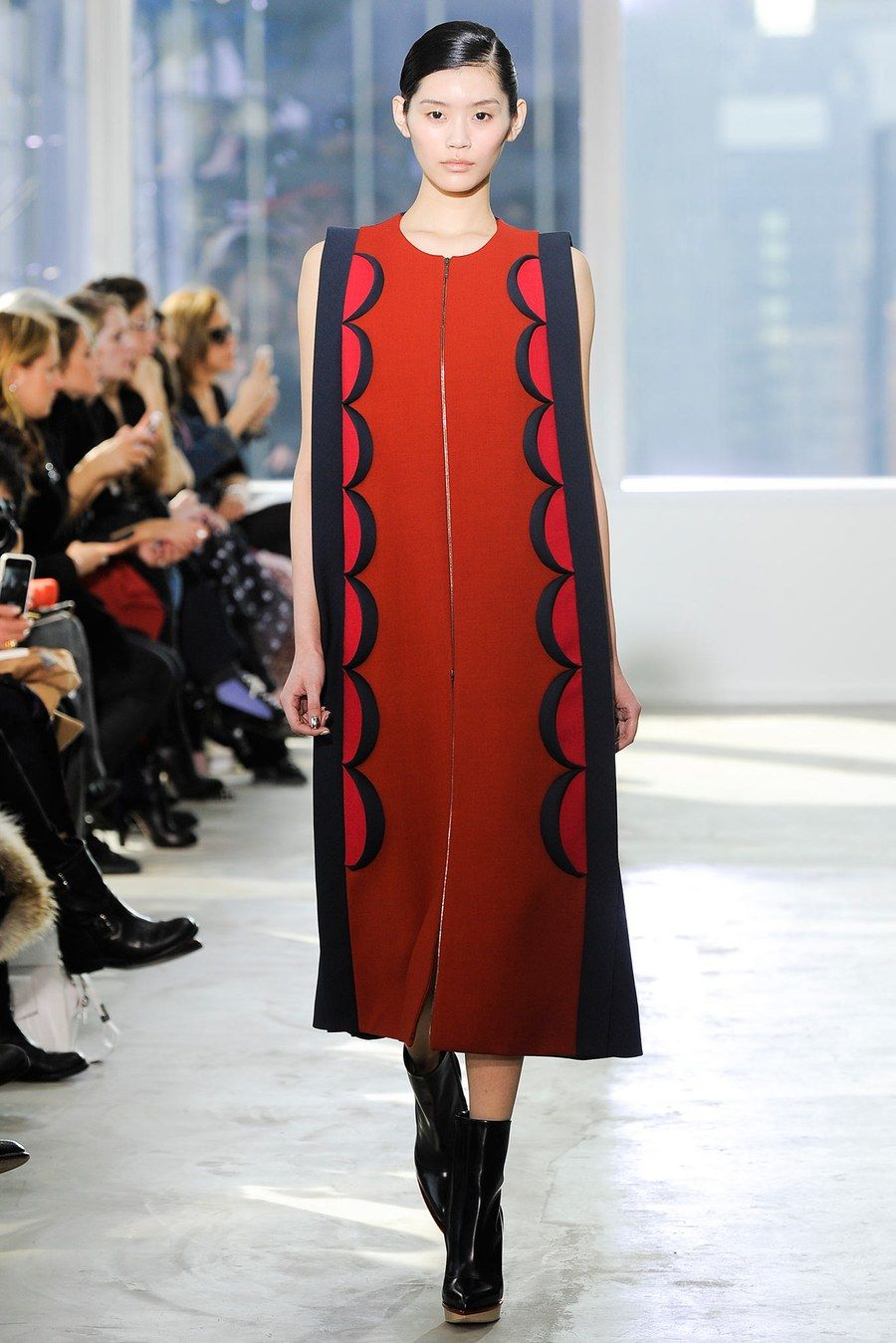 Fashion week Show Review: Delpozo Fall 2014 for lady