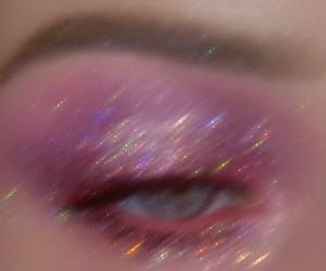 glitter, pink, and aesthetic resmi