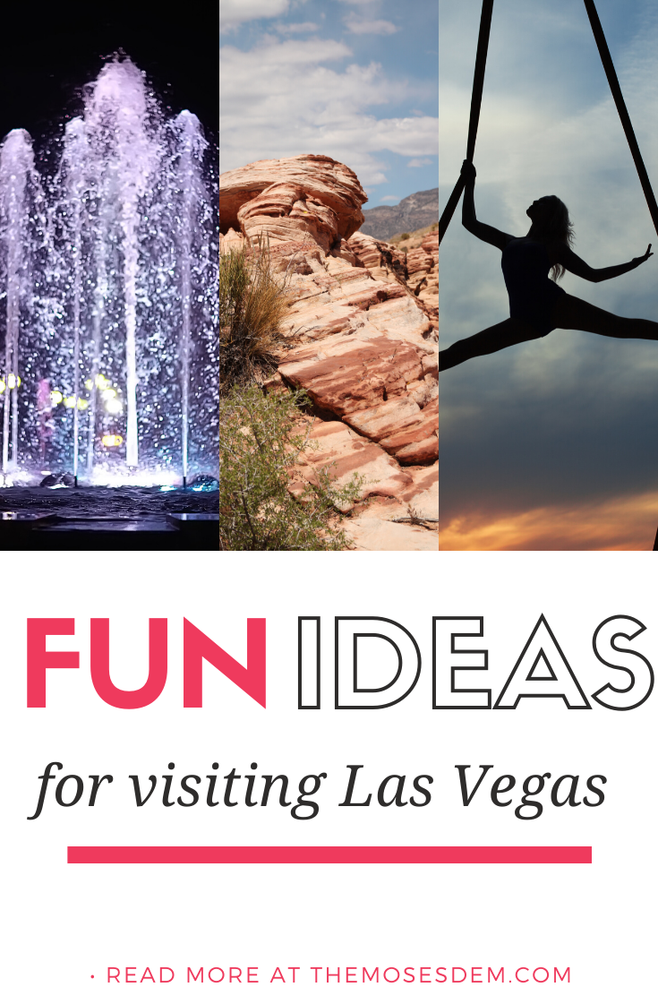 Las Vegas Family Activities: Fun Family Activities In Las Vegas, Nevada