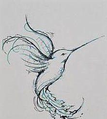 Znalezione Obrazy Dla Zapytania Koliber Tattoo Hummingbird Tattoo Tattoos White Tattoo