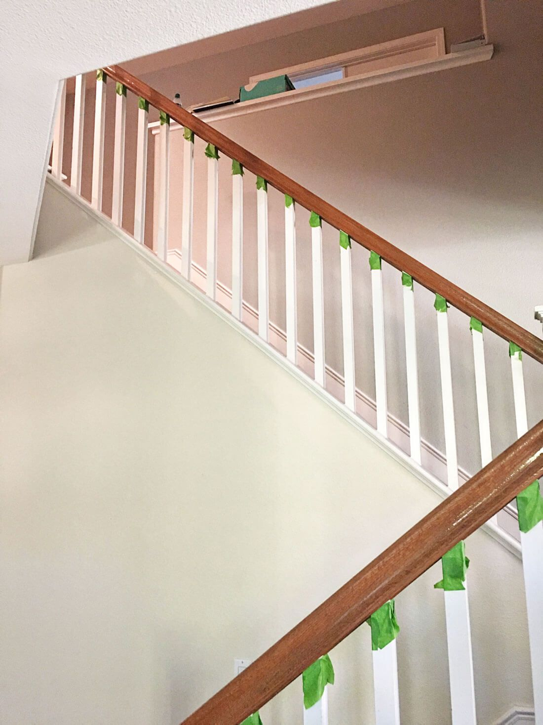 Best How To Paint Your Stair Railings And Banister Stair 400 x 300