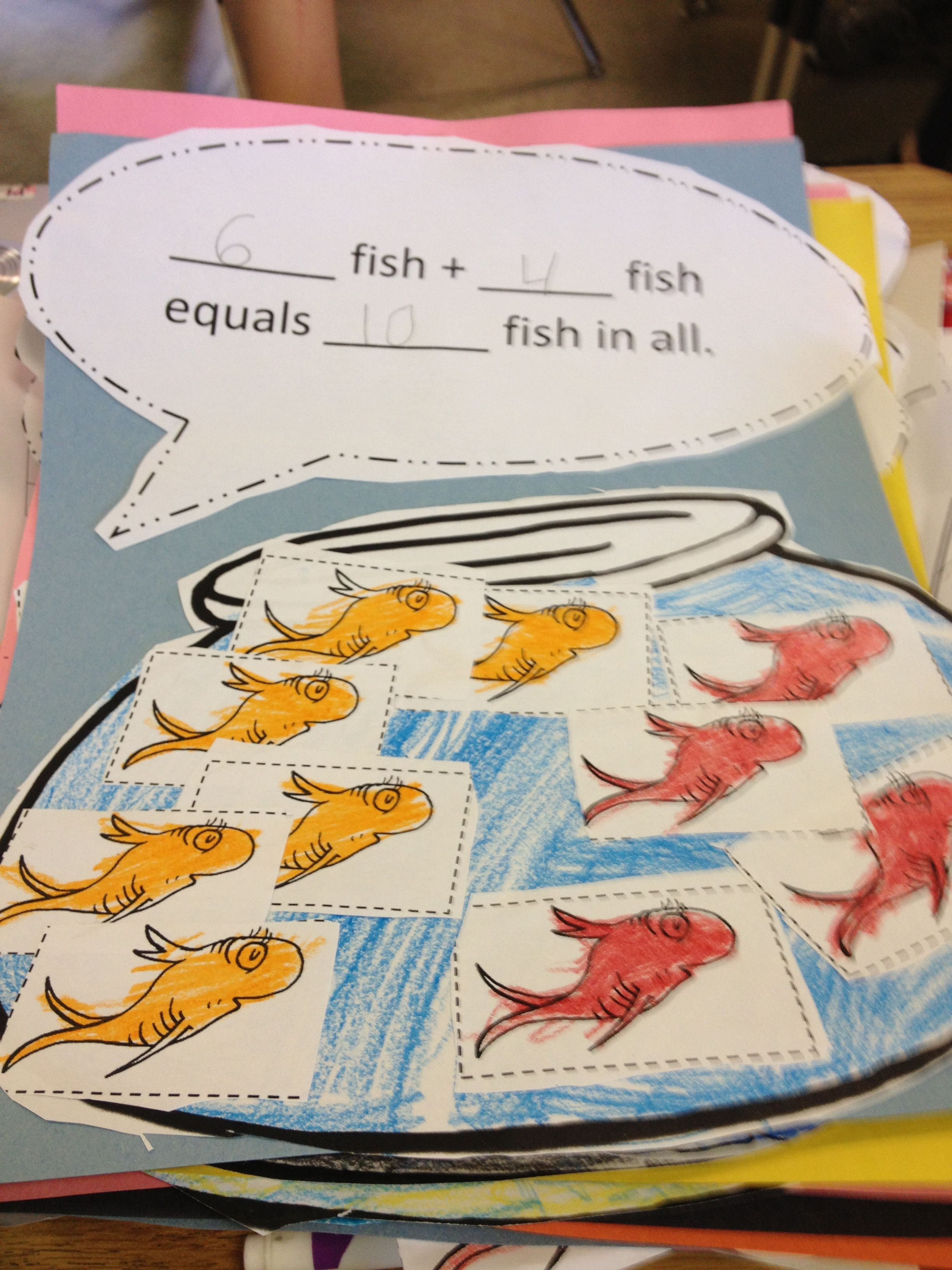 Dr Seuss Math Don T Remember Where I Got The Template