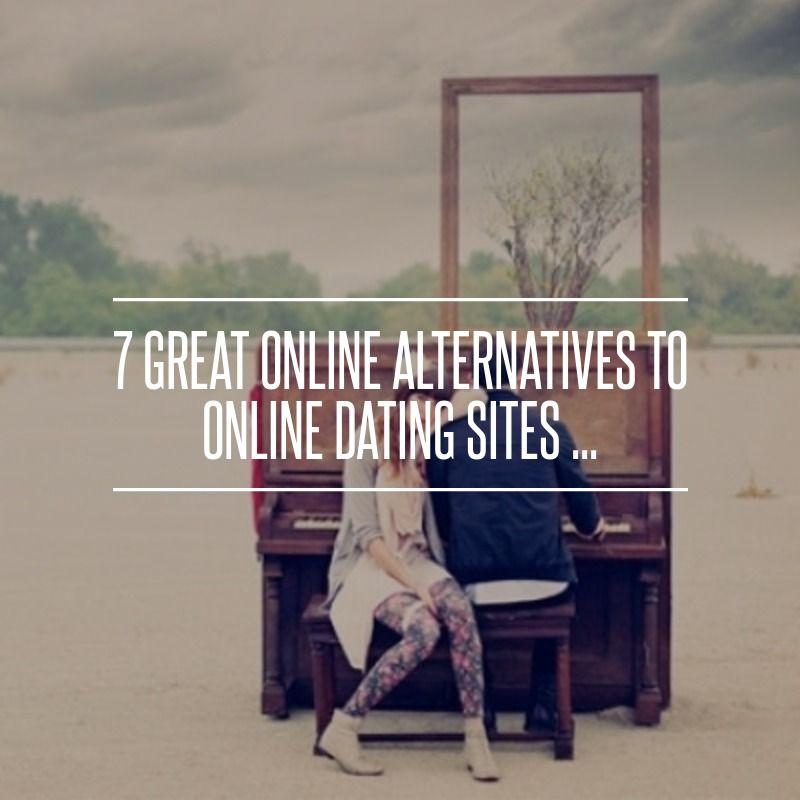 Alternatives to online dating