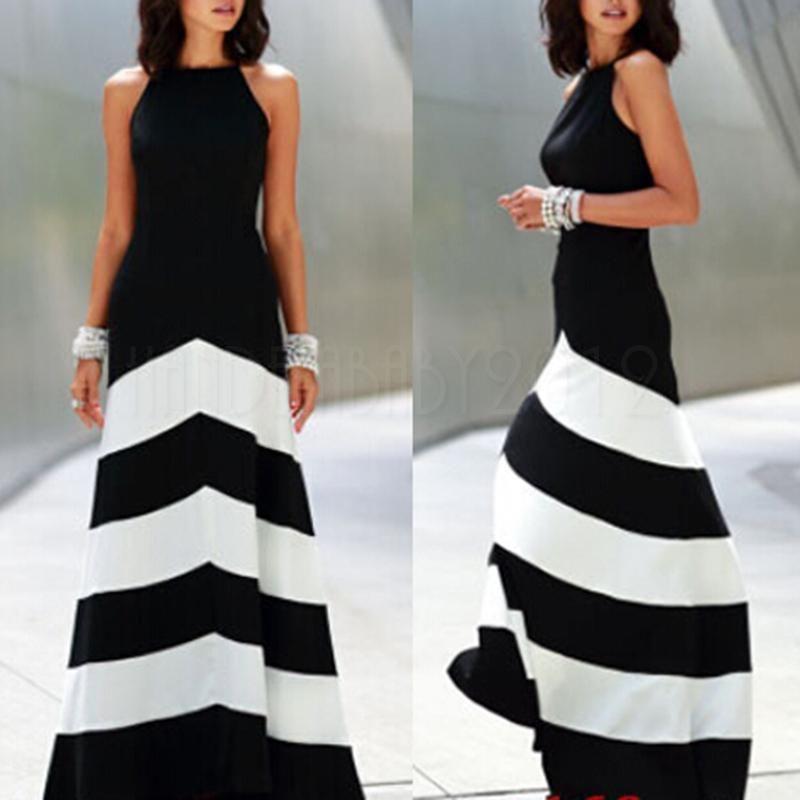 Sexy Women Summer Boho Long Maxi Evening Party Dress Beach Dresses Chiffon  Dress  Unbranded  BallGown  Clubwear d6dc3359def