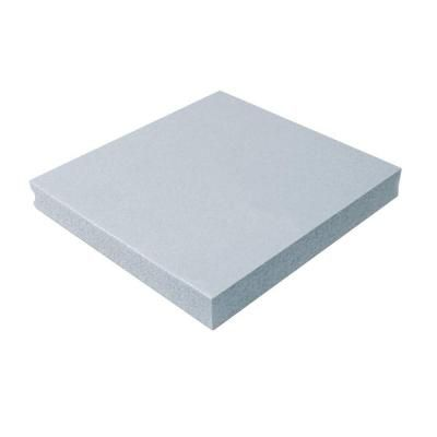 3 4 In X 1 25 Ft X 4 Ft R 2 65 Polystyrene Panel Insulation Sheathing 6 Pack 150705 The Home Depot Foam Insulation Panels Sheathing Foam Insulation Board