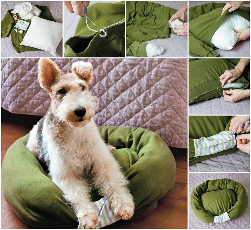Creativo fai da te Comfy dell'animale domestico da Old Felpa